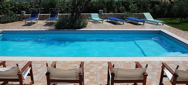 casa capri pool