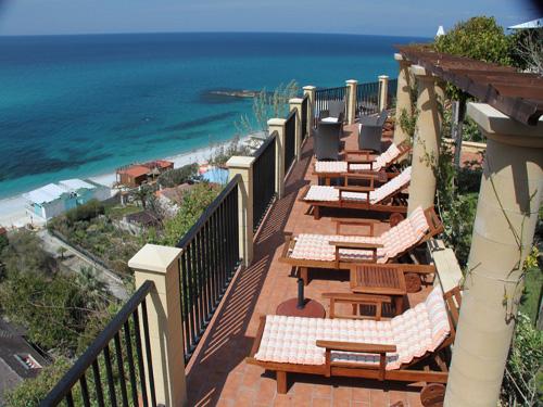 Hotel Rocca della Sena Veranda