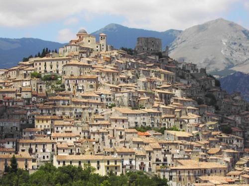 Italien Kalabrien Hotel