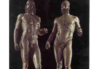 bronzi di riaci