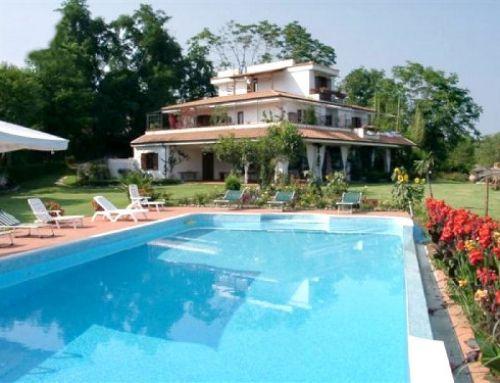 Villa Bambu – Eine Traumvilla mit Pool nahe dem Meer und Tropea