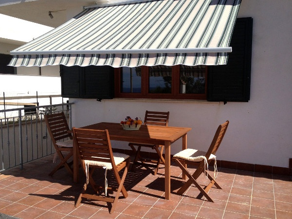 villa margherita terrasse