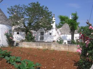 Apulien-trulli