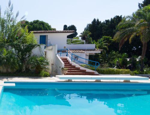 Casa Narciso – Ferienwohnung mit Meerblick am Capo Vaticano