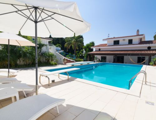Casa Spiga – Komfortable Ferienwohnung am Capo Vaticano