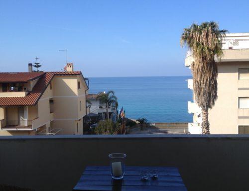 Casa Mare – Günstige Ferienwohnung am Meer in Tropea