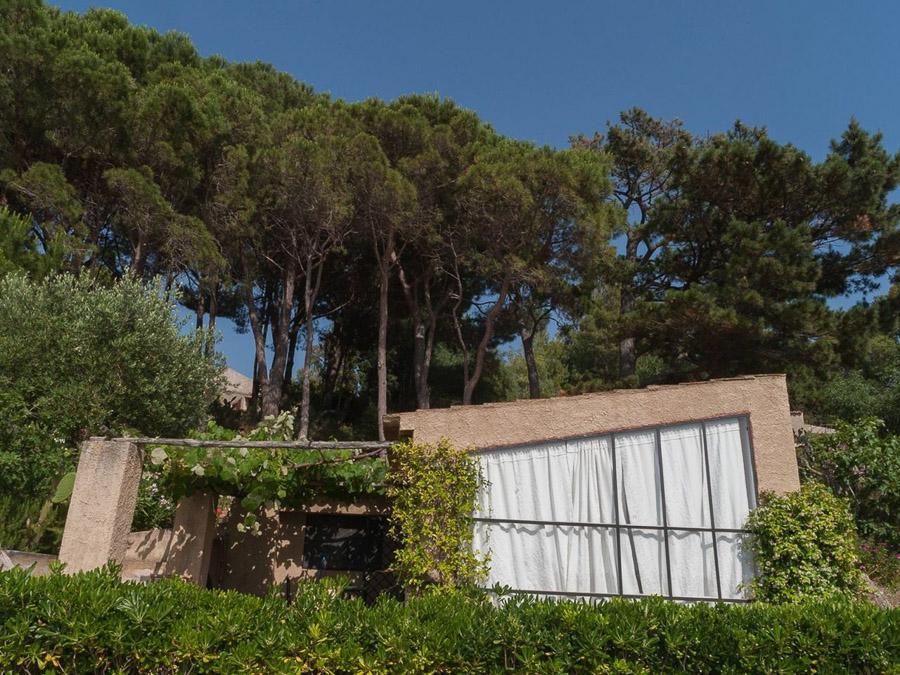 Casa Angiolone – Individuelles Ferienhaus mit Meerblick am Capo Vaticano - Aussenansicht