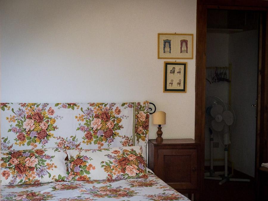 Casa Antonia – Ferienhaus auf herrlichem Terrain am Capo Vaticano - Schlafzimmer