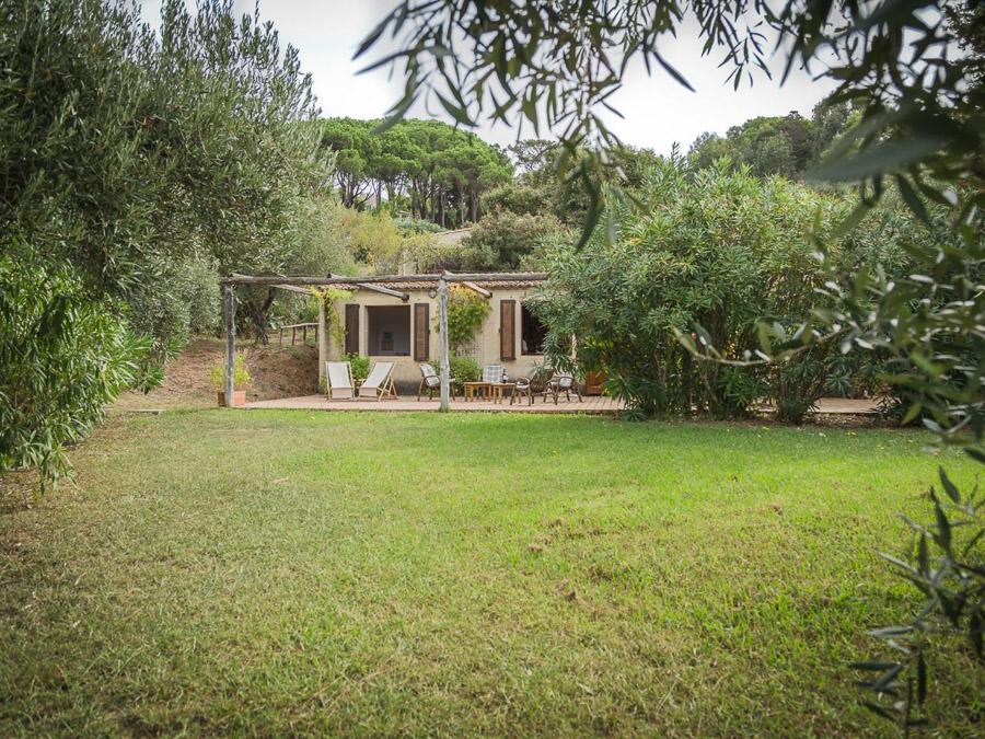 Casa Antonia – Ferienhaus auf herrlichem Terrain am Capo Vaticano - Anwesen mit Garten