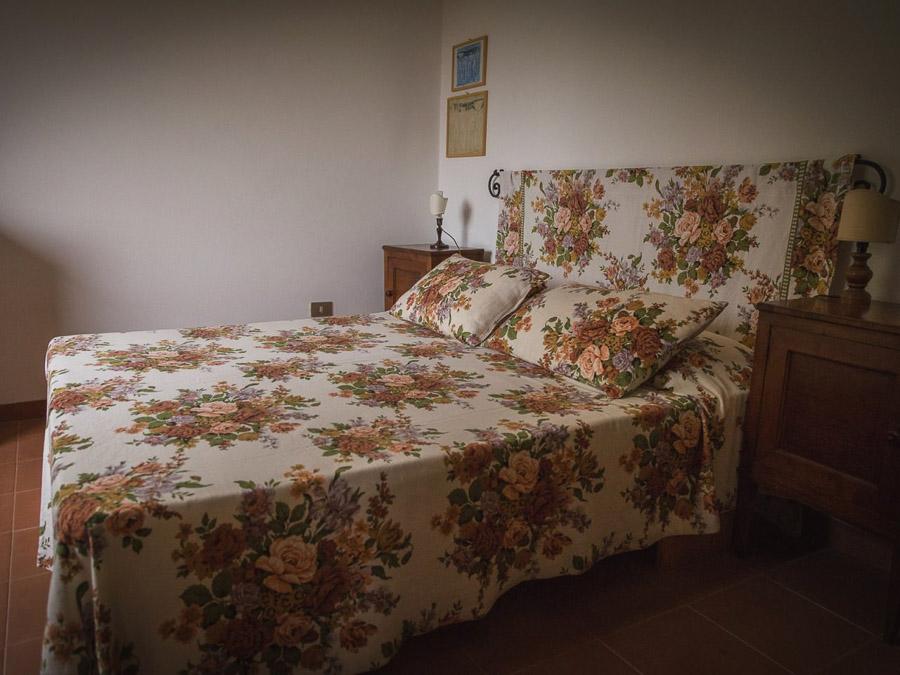Casa Antonia – Ferienhaus auf herrlichem Terrain am Capo Vaticano - Doppelbett