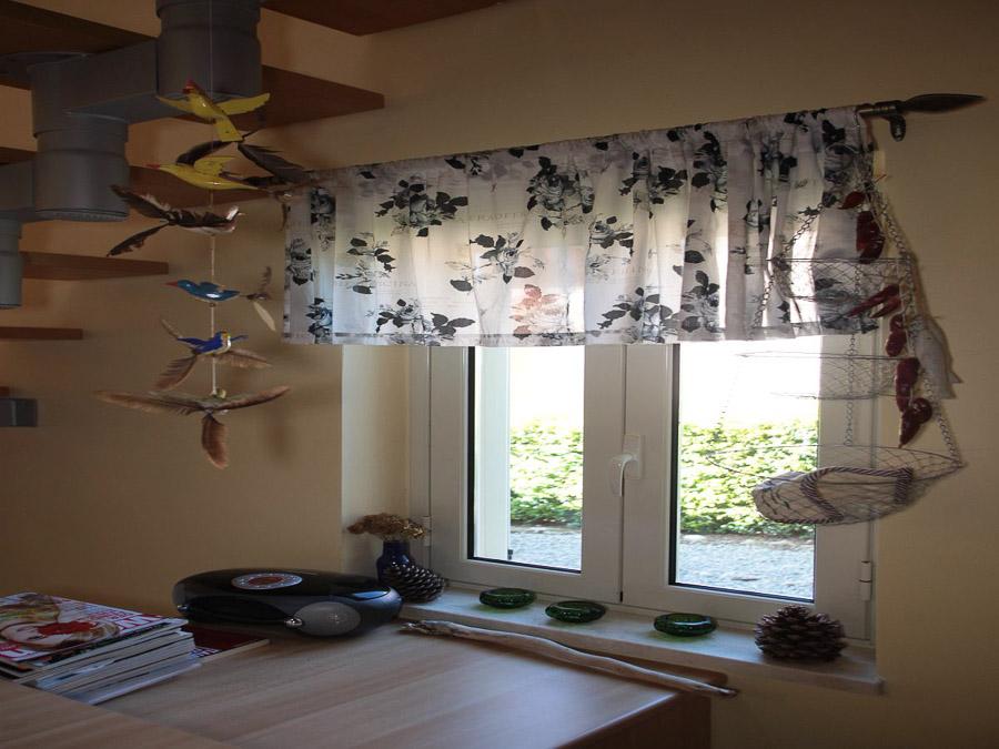 Komfortable Ferienhäuser mit Pool am Capo Vaticano - Küchenfenster