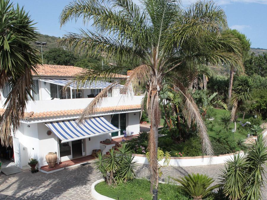 Casa Ninfea – Hübsche Ferienwohnung in Süditalien - Aussen