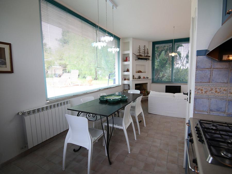 Casa Ninfea – Hübsche Ferienwohnung in Süditalien - Essbereich