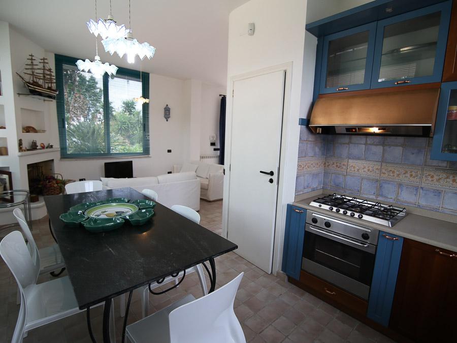 Casa Ninfea – Hübsche Ferienwohnung in Süditalien - Küche