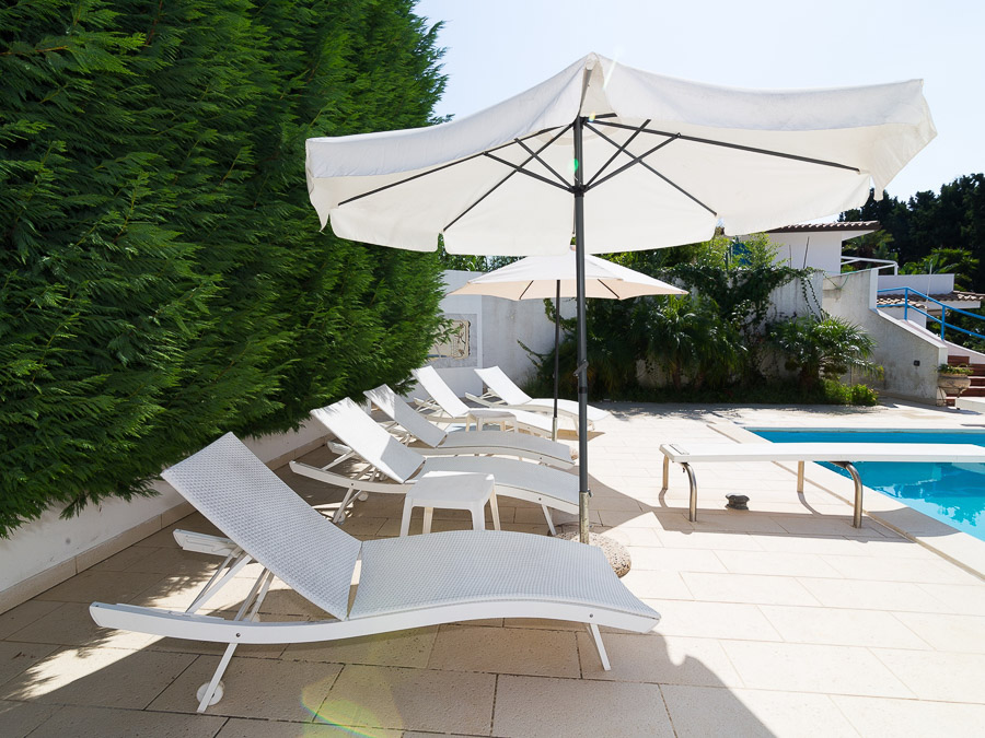 Casa Ninfea – Hübsche Ferienwohnung in Süditalien - Pool