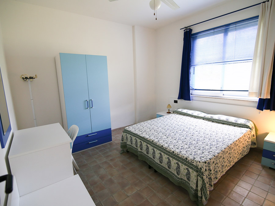 Casa Ninfea – Hübsche Ferienwohnung in Süditalien - Schlafzimmer