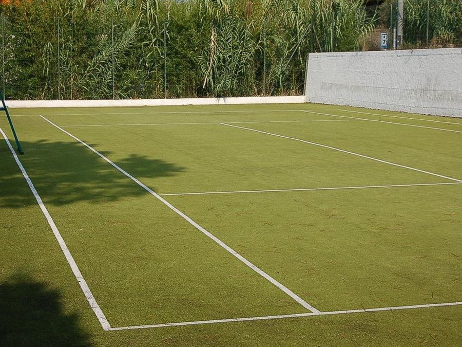 Casa Ninfea – Hübsche Ferienwohnung in Süditalien - Tennisplatz