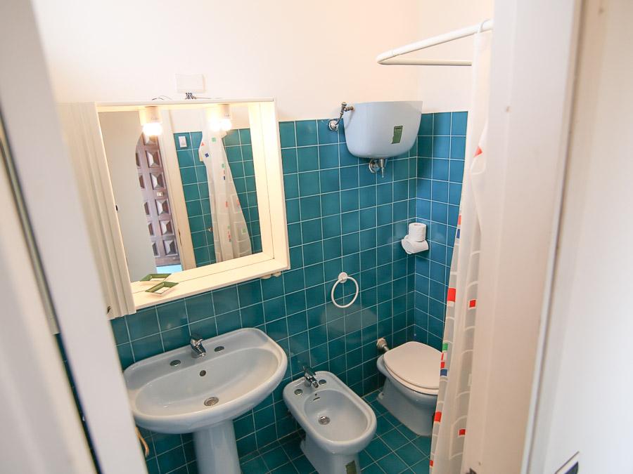 Casa Spiga – Komfortable Ferienwohnung in Kalabrien - Bad