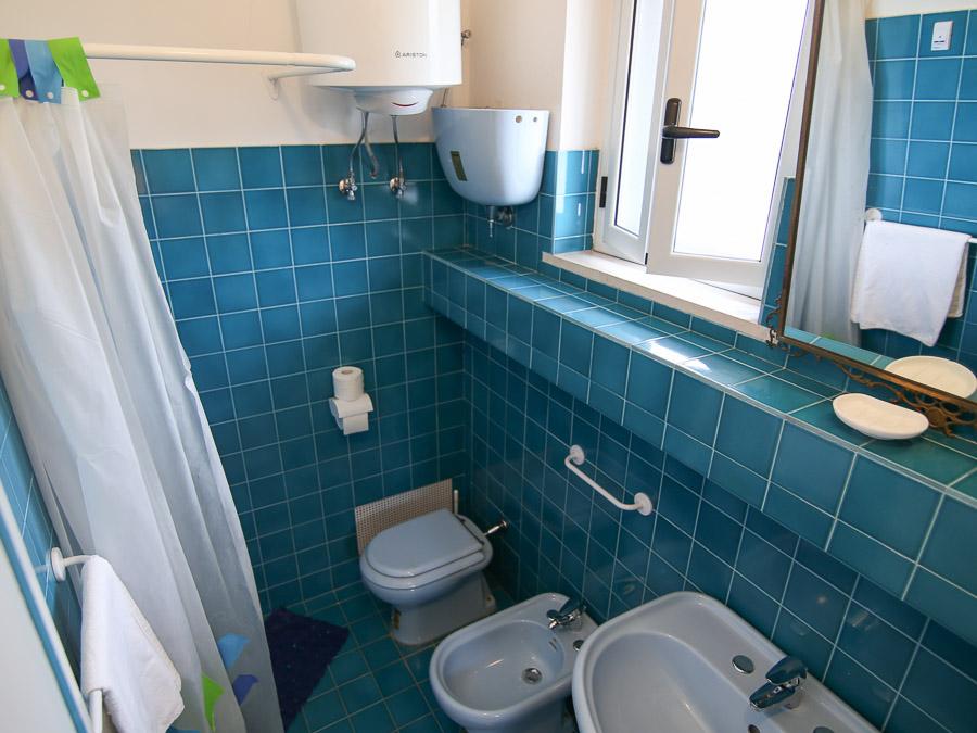 Casa Spiga – Komfortable Ferienwohnung in Kalabrien - Badezimmer