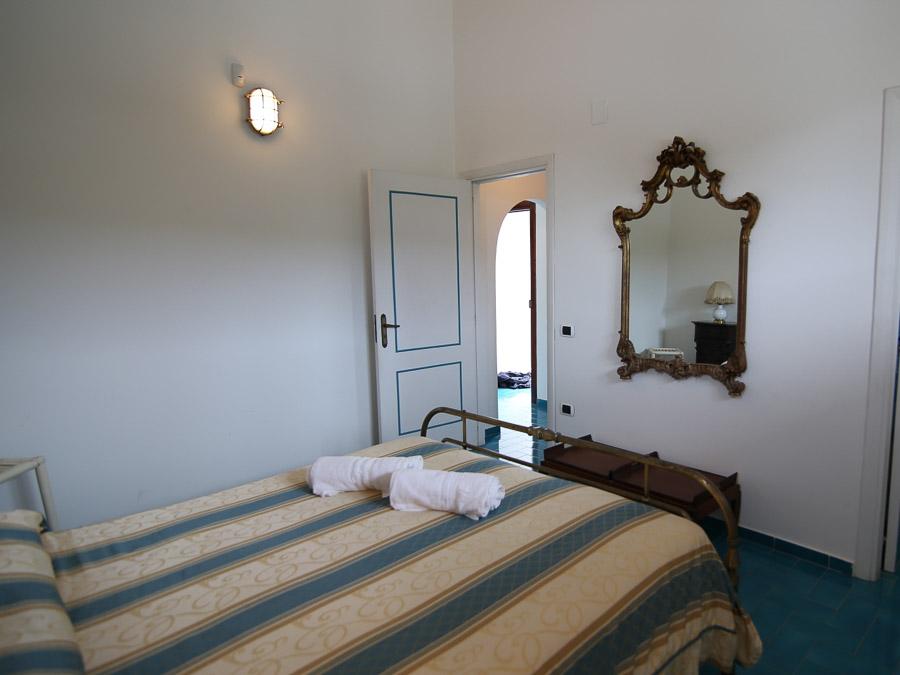 Casa Spiga – Komfortable Ferienwohnung in Kalabrien - Doppelbett