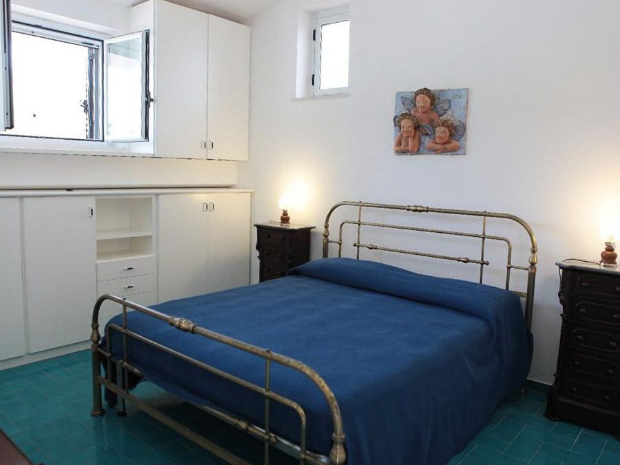 Casa Spiga – Komfortable Ferienwohnung in Kalabrien - Schlafraum