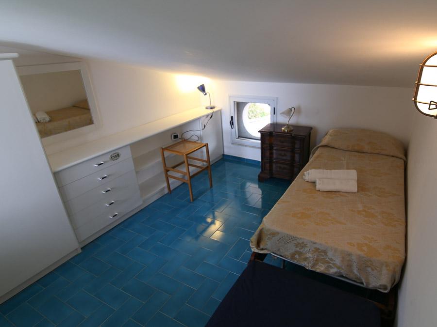Casa Spiga – Komfortable Ferienwohnung in Kalabrien - Schlafzimmer