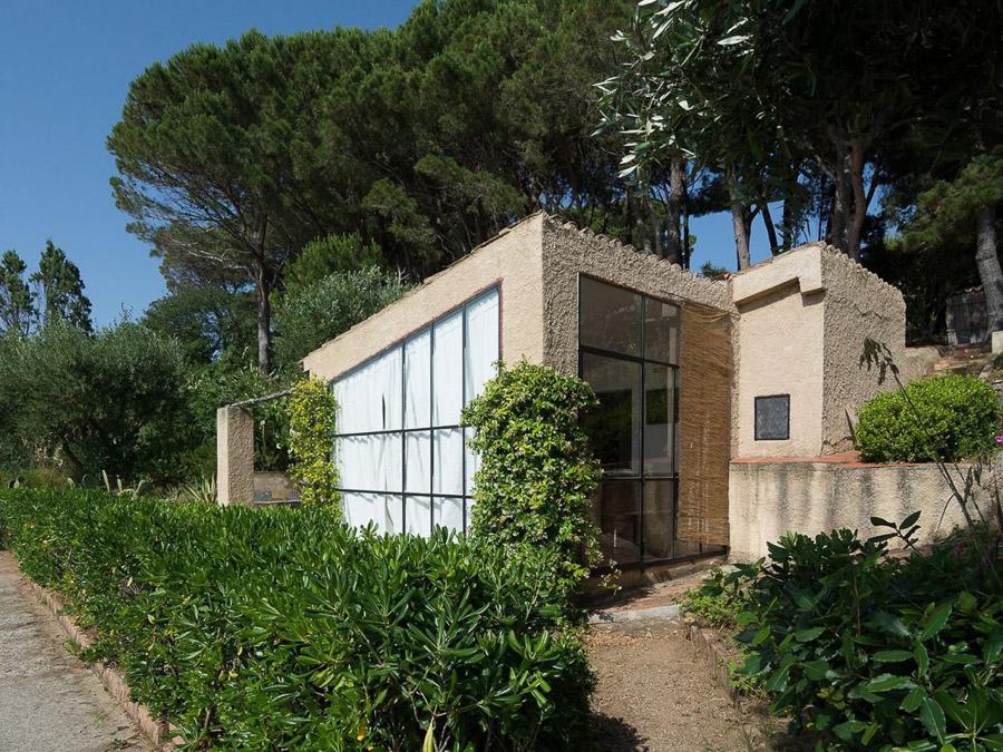 Casa Angiolone – Individuelles Ferienhaus mit Meerblick am Capo Vaticano - Sicht von aussen