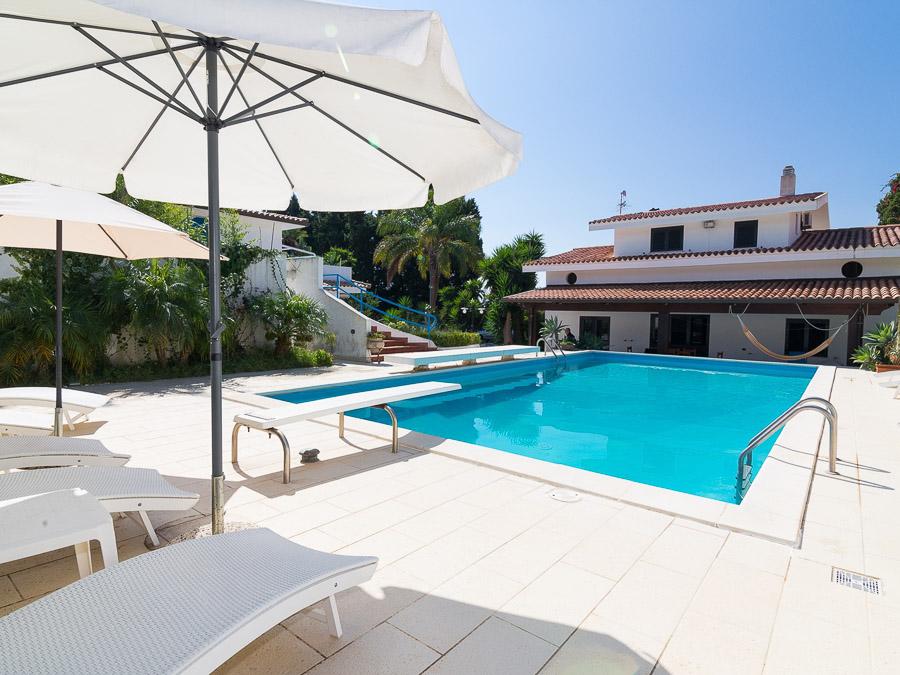 Casa Spiga – Komfortable Ferienwohnung in Kalabrien - Pool
