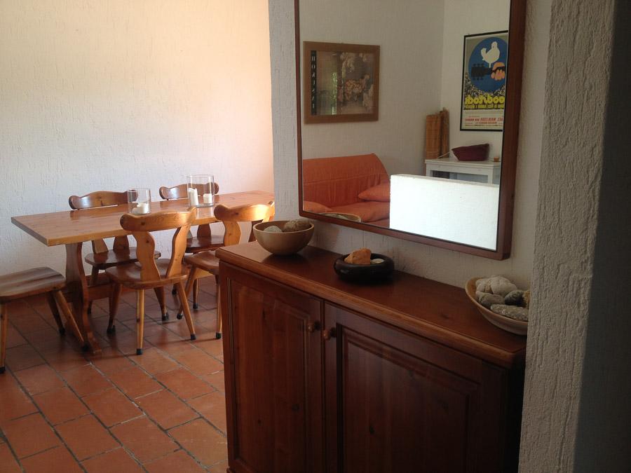 La Contura – Komfortable Ferienhäuser mit Pool am Capo Vaticano - Innenbereich