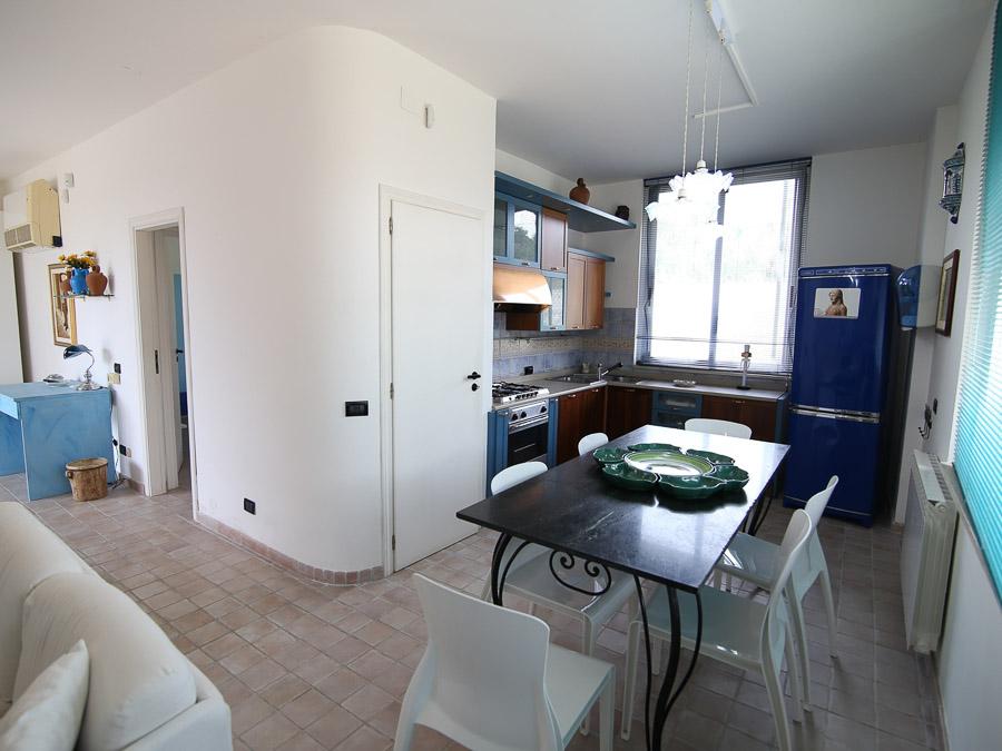 Casa Ninfea – Hübsche Ferienwohnung in Süditalien - Wohnbereich