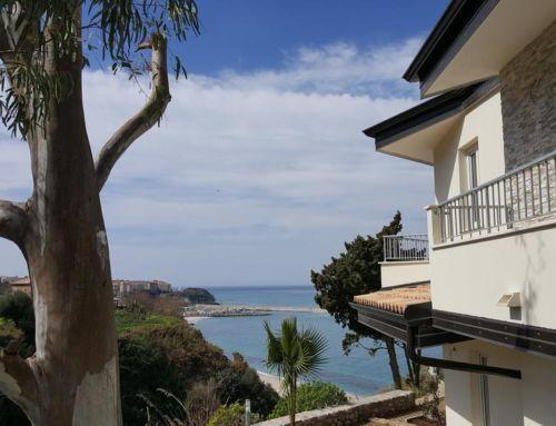Hotel Borgo degli Dei – Ein traumhaftes Strandhotel mit Pool am Meer bei Tropea
