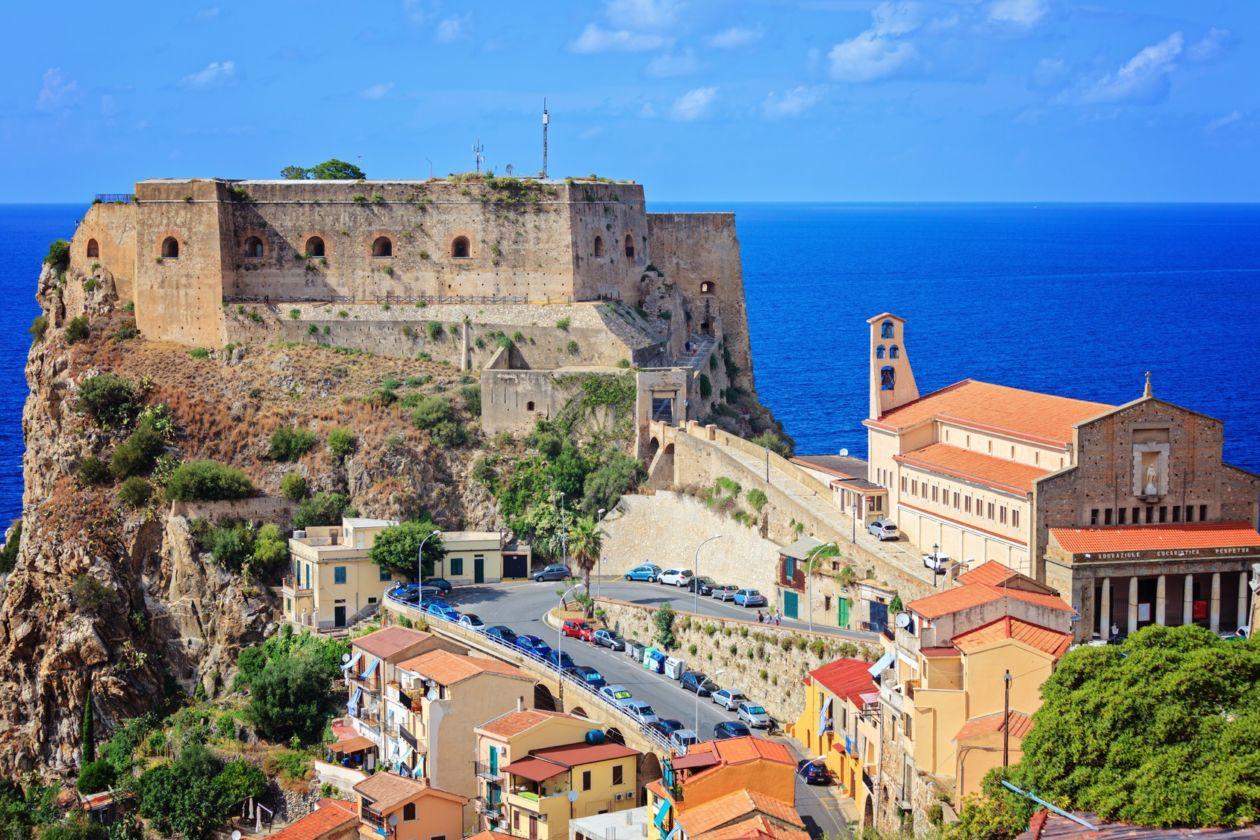 Pizzo Altstadt Castello Murat