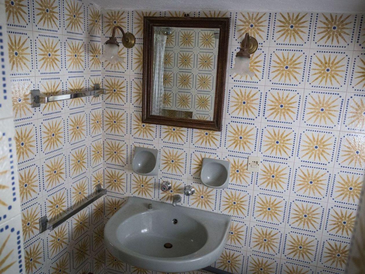 Badezimmer Ferienhaus Casa Cucinone