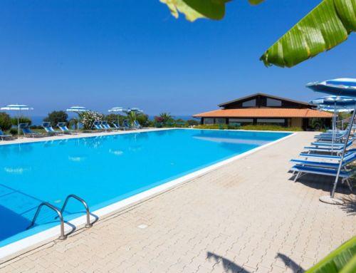 Agriturismo Ninea – Ruhige Lage auf dem Land, strandnah mit Pool