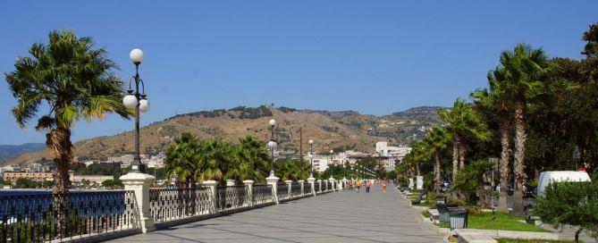 Lungomare Reggio di Calabria