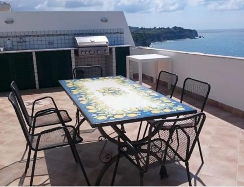 Tropea Attico – Ein spektakulärer Meerblick