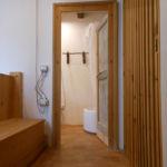 Badezimmer im Casa Castiglione in Strongoli, Kalabrien