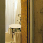 Dusche Casa Centro in Strongoli, Kalabrien