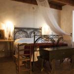 Schlafzimmer von Casa Centro in Strongoli, Kalabrien