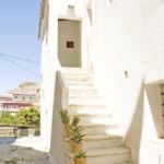 Eingangsbereich Ferienhaus Casa Chiarotti in Strongoli