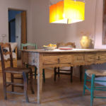 Essbereich im Ferienhaus Casa Chiarotti in Strongoli