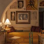 Wohnbereich im Ferienhaus Casa Chiarotti in Strongoli