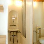 Bad im Ferienhaus Casa Fazio in Strongoli