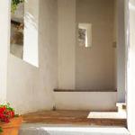 Eingangsbereich im Ferienhaus Casa Fazio in Strongoli