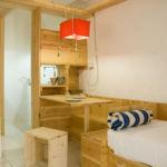 Wohnbereich im Ferienhaus Casa Fazio in Strongoli