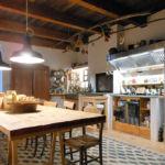 Küche von Casa Centro in Strongoli, Kalabrien