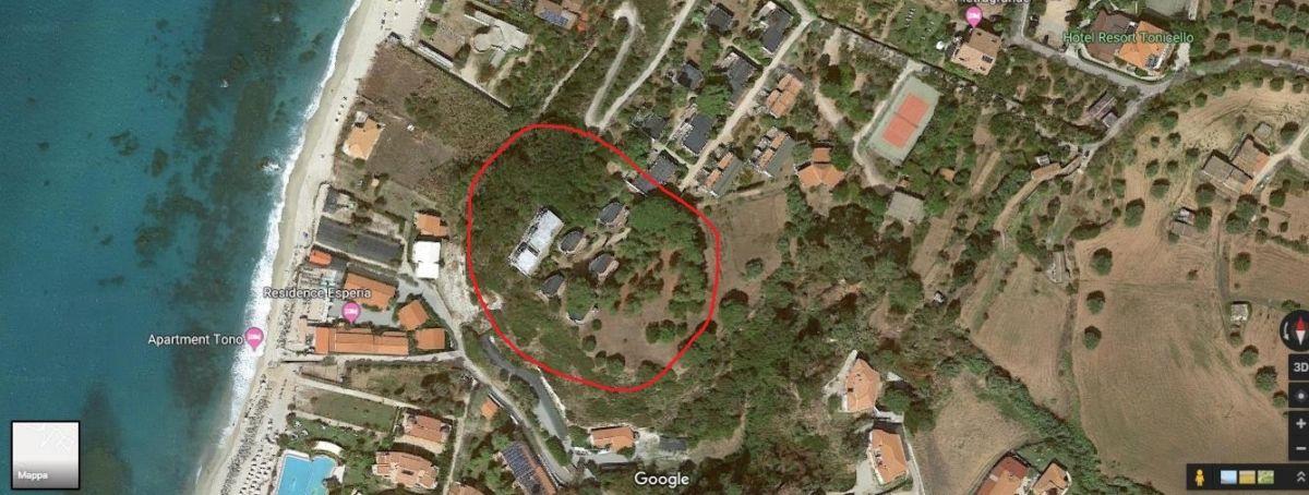 Lage Residenza Ferienhaus Gherly