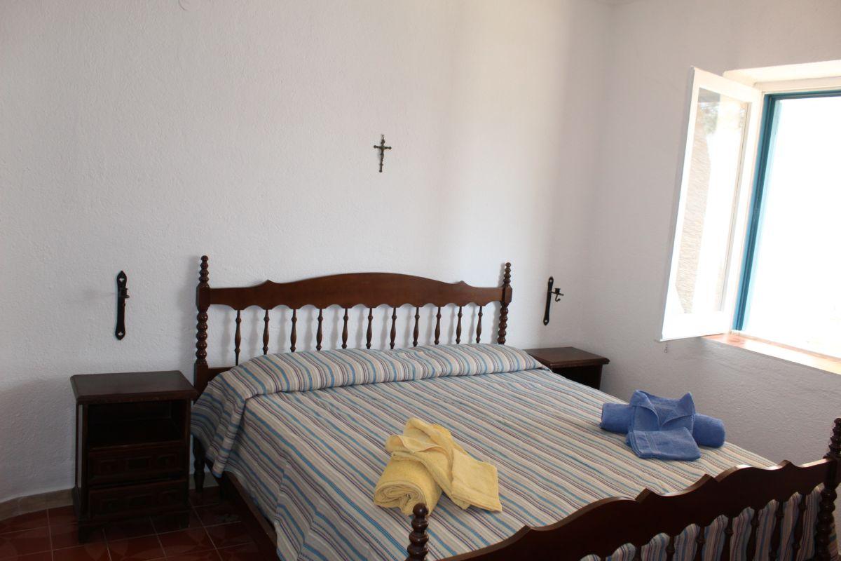 Schlafzimmer Bungalow Residenza Gherly