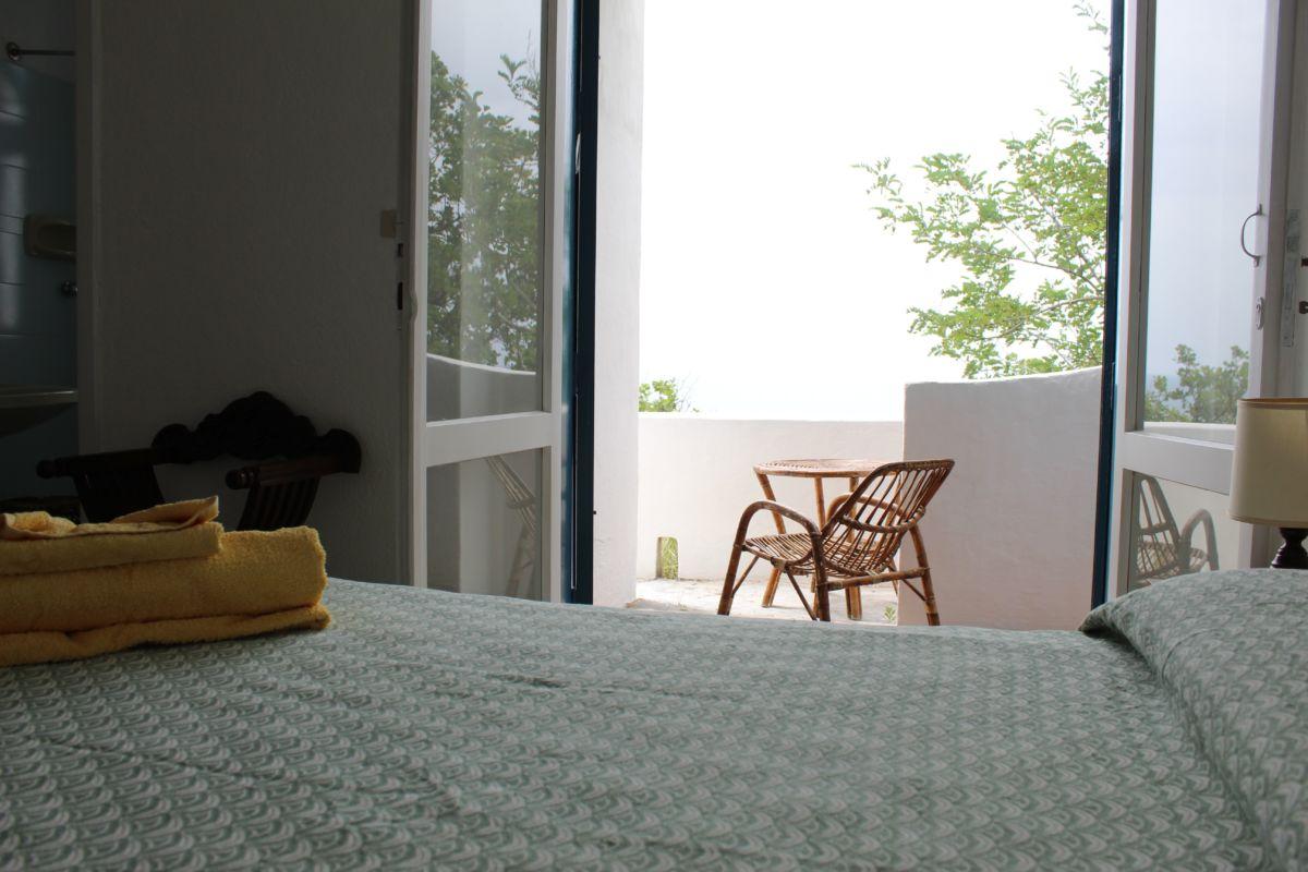 Schlafzimmer Residenza Gherly