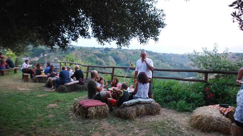 Kalabrien Weintour